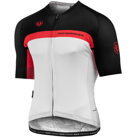 Mondraker Rocket VN XC SS Jersey Men white